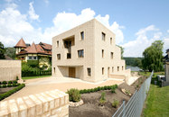 Tillmann Wagner Architekten-Seevilla bei Potsdam -5