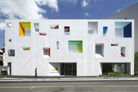 Emmanuelle Moureaux Architecture + Design-Sugamo Shinkin Bank / Tokiwadai branch -1