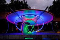 leichtbaukunst-IMPULS – Lichtkunstbühne für Bochum -5