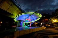 leichtbaukunst-IMPULS – Lichtkunstbühne für Bochum -1
