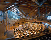 Office for Visual Interaction, Inc. (OVI)-Scottish Parliament Building -4