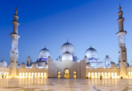 Speirs + Major-Sheikh Zayed Bin Sultan Al Nahyan Mosque -1