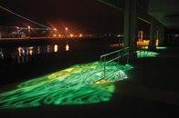 Leni Schwendinger Light Projects-Tidal Radiance -1