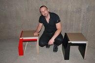 PARCHITECTS studio-Folder chair -3