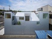Tomohiro Hata Architect and Associates-Complex House -4