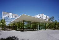 Marco Serra Architekt-Novartis Campus Main Gate & Car Park -4