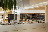 Zeitraum reference projects-Käfer Restaurant BAVARIE in der BMW Welt -5