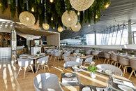 Zeitraum reference projects-Käfer Restaurant BAVARIE in der BMW Welt -4