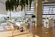 Zeitraum reference projects-Käfer Restaurant BAVARIE in der BMW Welt -3
