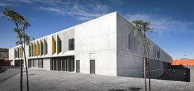 CVDB Arquitectos-Braamcamp Freire Secondary School -4