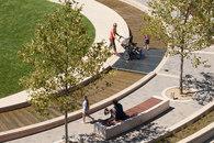 Hoerr Schaudt Landscape Architects-The Circle, Uptown Normal -2