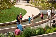 Hoerr Schaudt Landscape Architects-The Circle, Uptown Normal -5
