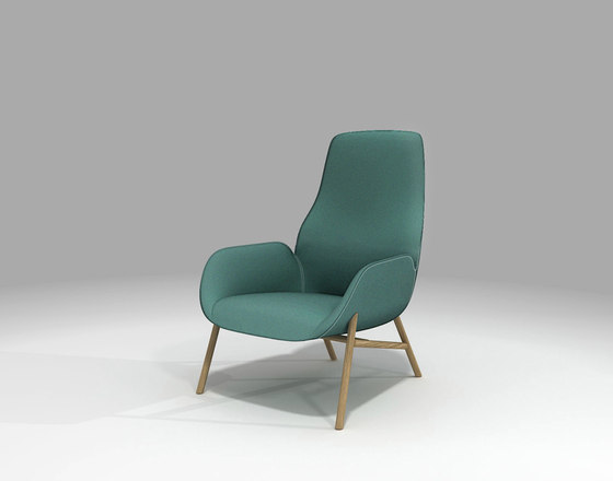 Mysa for bross chair collection by michael schmidt for Chaise schmidt