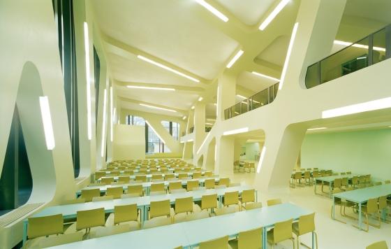 Mensa Karlsruhe by Jürgen Mayer H. | Universities