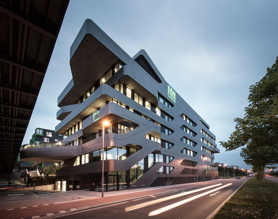 University Düsseldorf by Jürgen Mayer H. | Universities