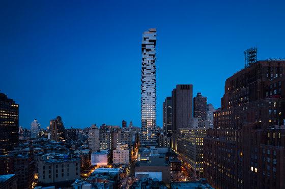 56 Leonard Street by Herzog & de Meuron | Apartment blocks