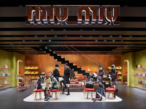 b43151d03c918 Miu Miu Aoyama by Herzog   de Meuron   Shop interiors
