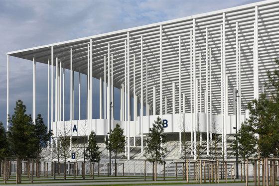 Nouveau Stade De Bordeaux Von Herzog Amp De Meuron Sportarenen
