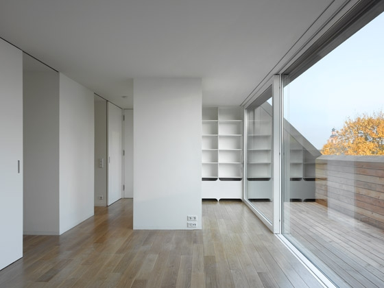 House Oppenheimer, Reconstruction by Bernoulli Traut Architekten | Living space