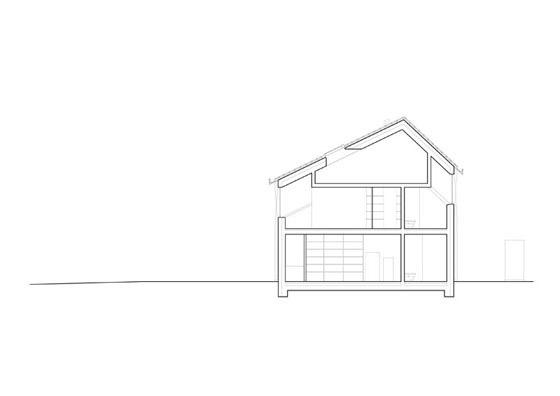 Private House Riedikon de Gramazio & Kohler | Maisons particulières
