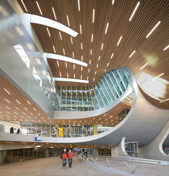 Helix Architecture Design Project Crossroads Parking: Arnhem Central Transfer Terminal By UNStudio