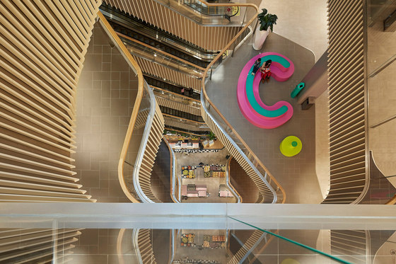 Lane 189 by UNStudio | Shopping centres