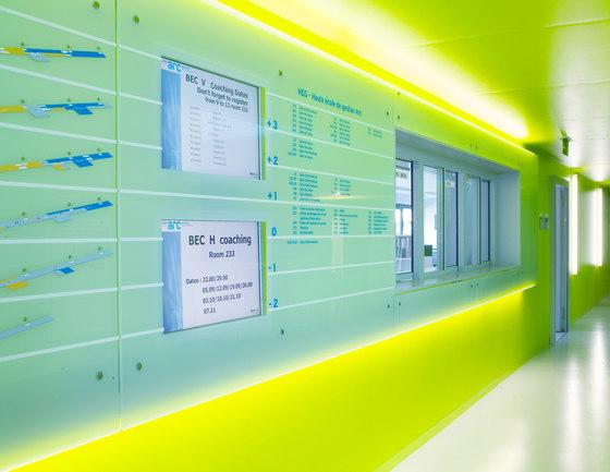 Signaletik Neuenburg de FORMPOL | Bureaux