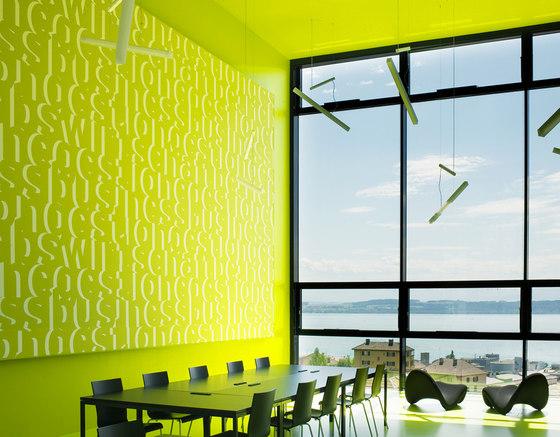 Signaletik Neuenburg by FORMPOL | Office facilities