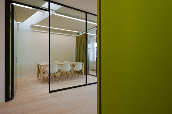 Nest Office by OOS | Office facilities