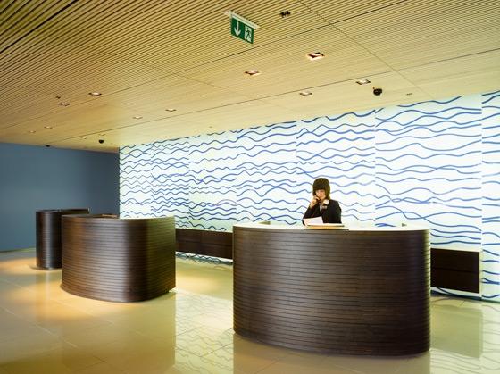 Rüssli Architekten AG-Lakefront Center