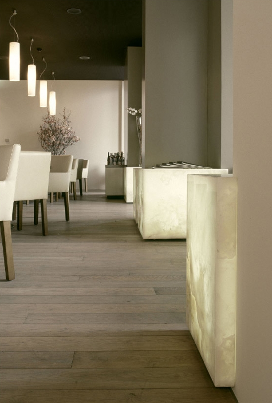 Jasper Restaurant de Iria Degen Interiors | Intérieurs de restaurant