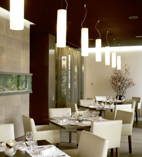 Jasper Restaurant by Iria Degen Interiors | Restaurant interiors