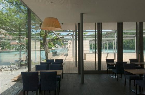 Schwellenmätteli by Matti Ragaz Hitz Architekten AG | Restaurants