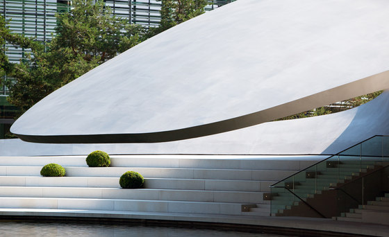 Henn Architekten-Porsche Pavillon in der Autostadt Wolfsburg