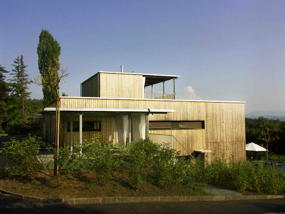 Modular House by dai | Detached houses