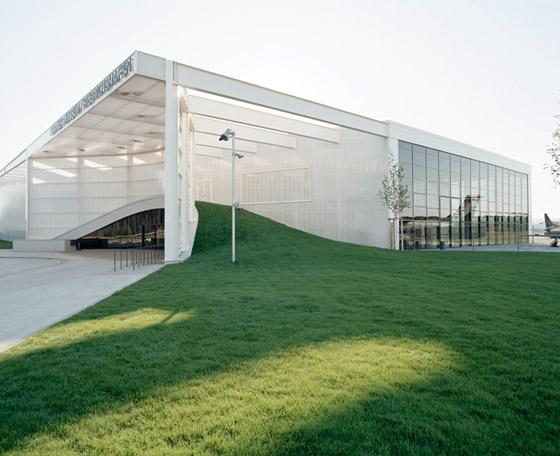 Allmann Sattler Wappner-Dornier Museum