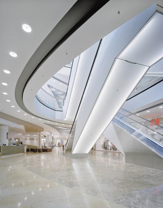 Pasing Arcaden von Allmann Sattler Wappner | Shoppingcenter