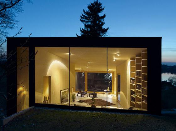 Atelierhaus am Wörthsee by Muck Petzet Architekten | Detached houses