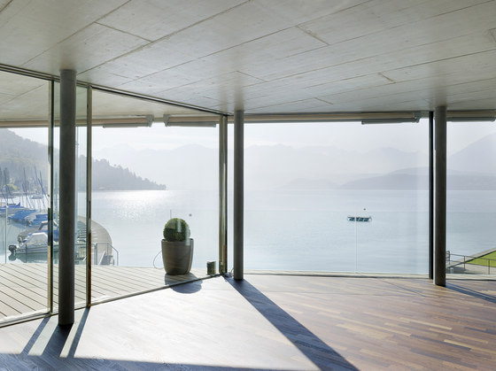 Residential construction Areal Wendelsee by Aebi & Vincent Architekten SIA AG | Apartment blocks