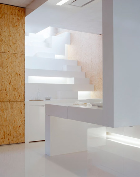 The Glacier by gus wüstemann architects | Living space
