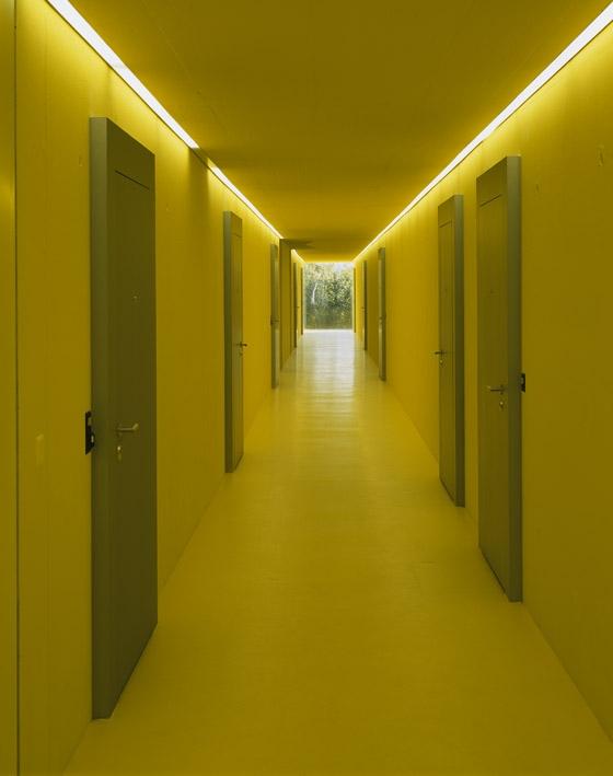 """burkhalter sumi architekten-Housing complex """"Am Eulachpark"""""""