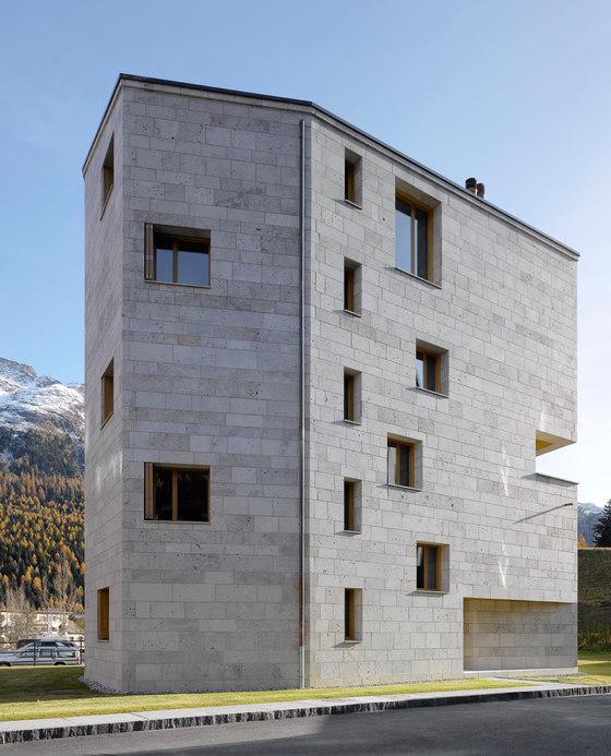 Apartment building Hans-Jürg Buff by Pablo Horváth Architekt SIA/SWB | Apartment blocks