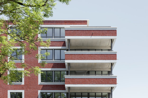 The building complex am Tаmbrig by moos. giuliani. herrmann. architekten. | Apartment blocks