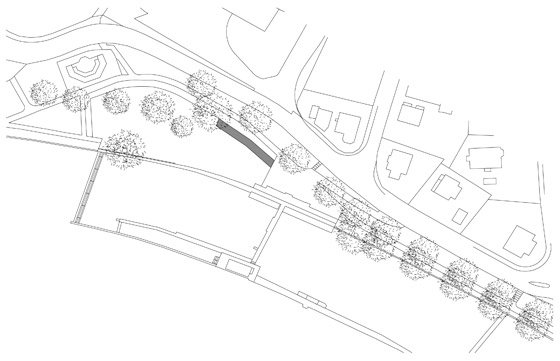 Flussbad Schwäbis by Johannes Saurer Architekt HTL BSA | Open-air pools