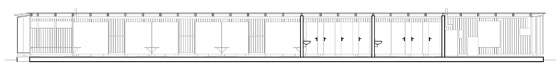 Flussbad Schwäbis de Johannes Saurer Architekt HTL BSA | Piscines en plein air