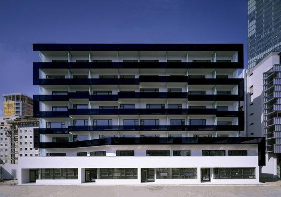 City Lofts by Delugan Meissl Associated Architects | Apartment blocks