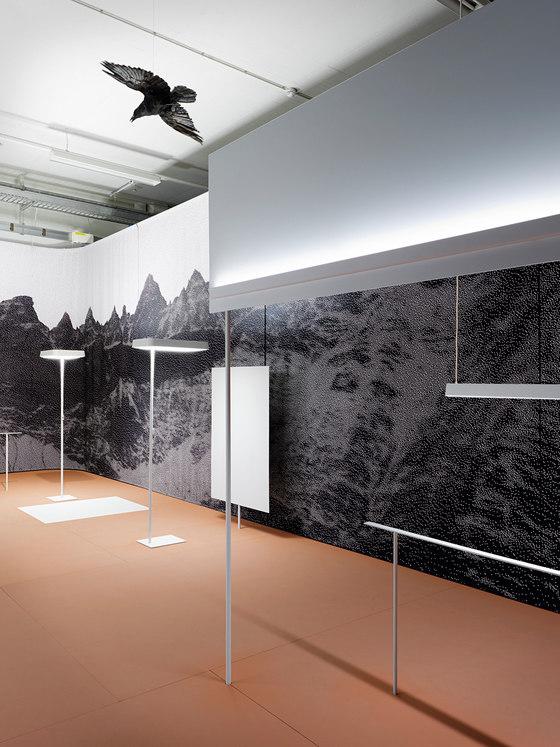 Schätti Leuchten Scnenography by Jörg Boner | Prototypes