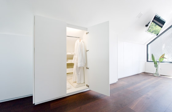 Einfamilienhaus Holzmaden de Sarah Maier | Pièces d'habitation