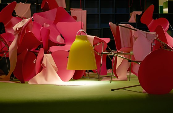 Eske Kath's Epal Installation by Epal Ltd. | Trade fair stands