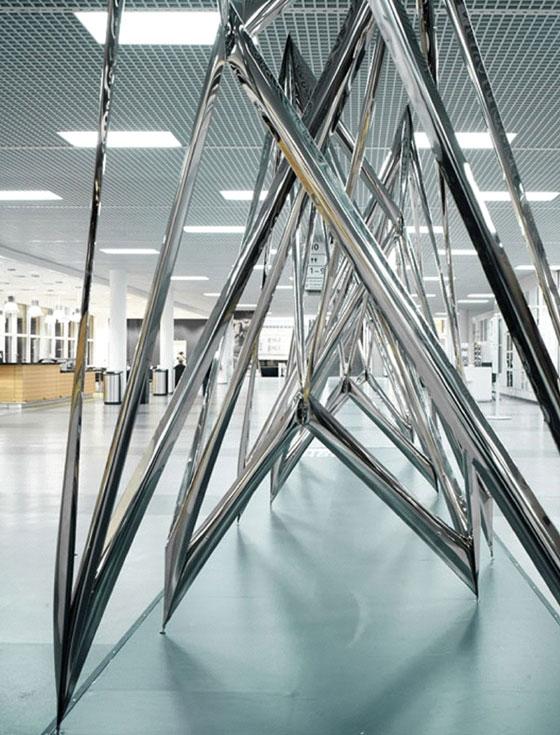 Zieta Prozessdesign-Architonic Concept Space III